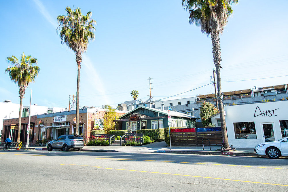 Reasons to go to Abbot Kinney Boulevard