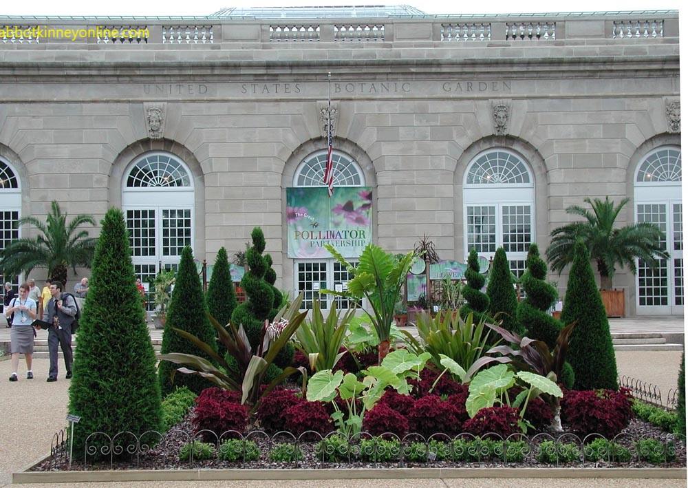 Beberapa Alasan Mengunjungi United States Botanic Garden Amerika Serikat di Washington DC