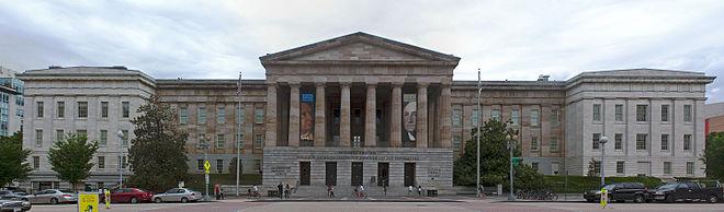 Museum Seni Amerika Smithsonian di Washington DC