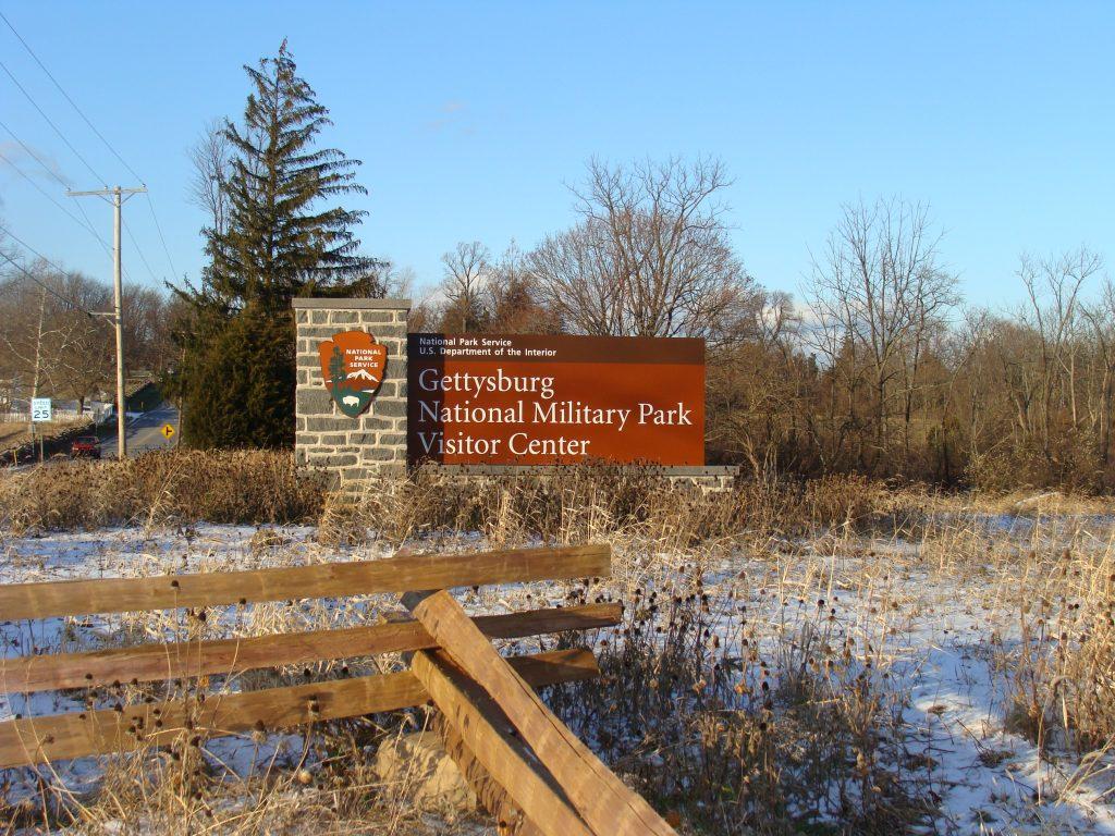 Taman Militer Nasional Gettysburg
