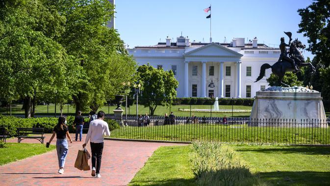 Mengenal Taman Lafayette Square, Washington DC