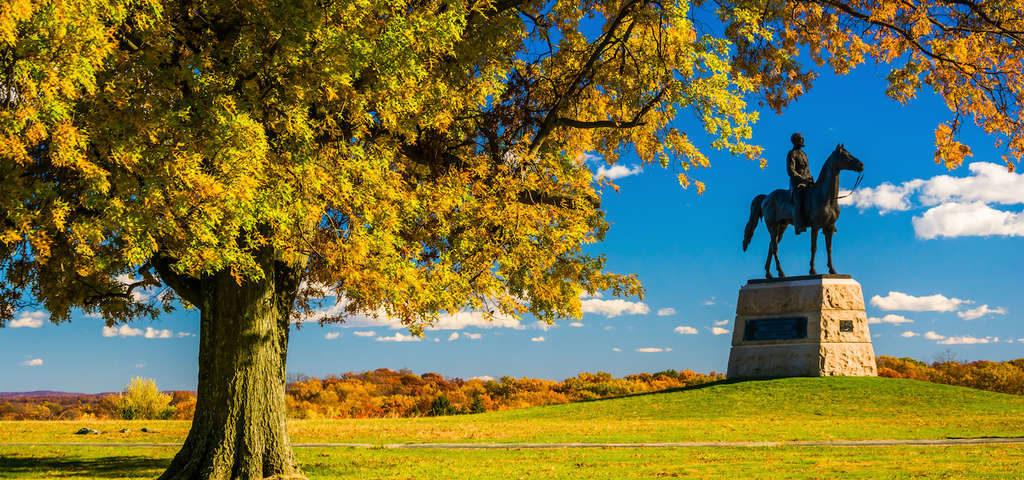 Mengulas Taman Militer Nasional Gettysburg Di Washington DC