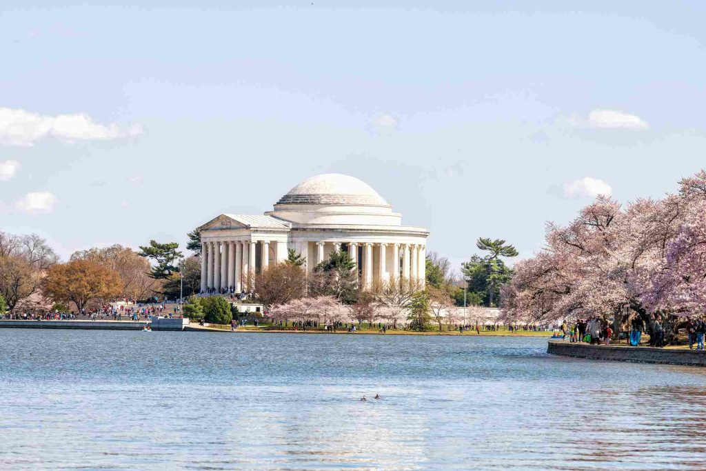 Menikmati Taman Kingman serta Heritage Islands di Washington DC