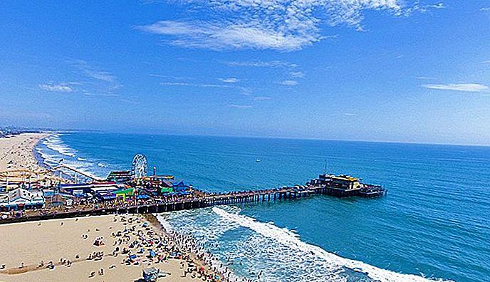 Aktivitas Wisatawan Lokal Terbaik Di Pantai Venice, Los Angeles