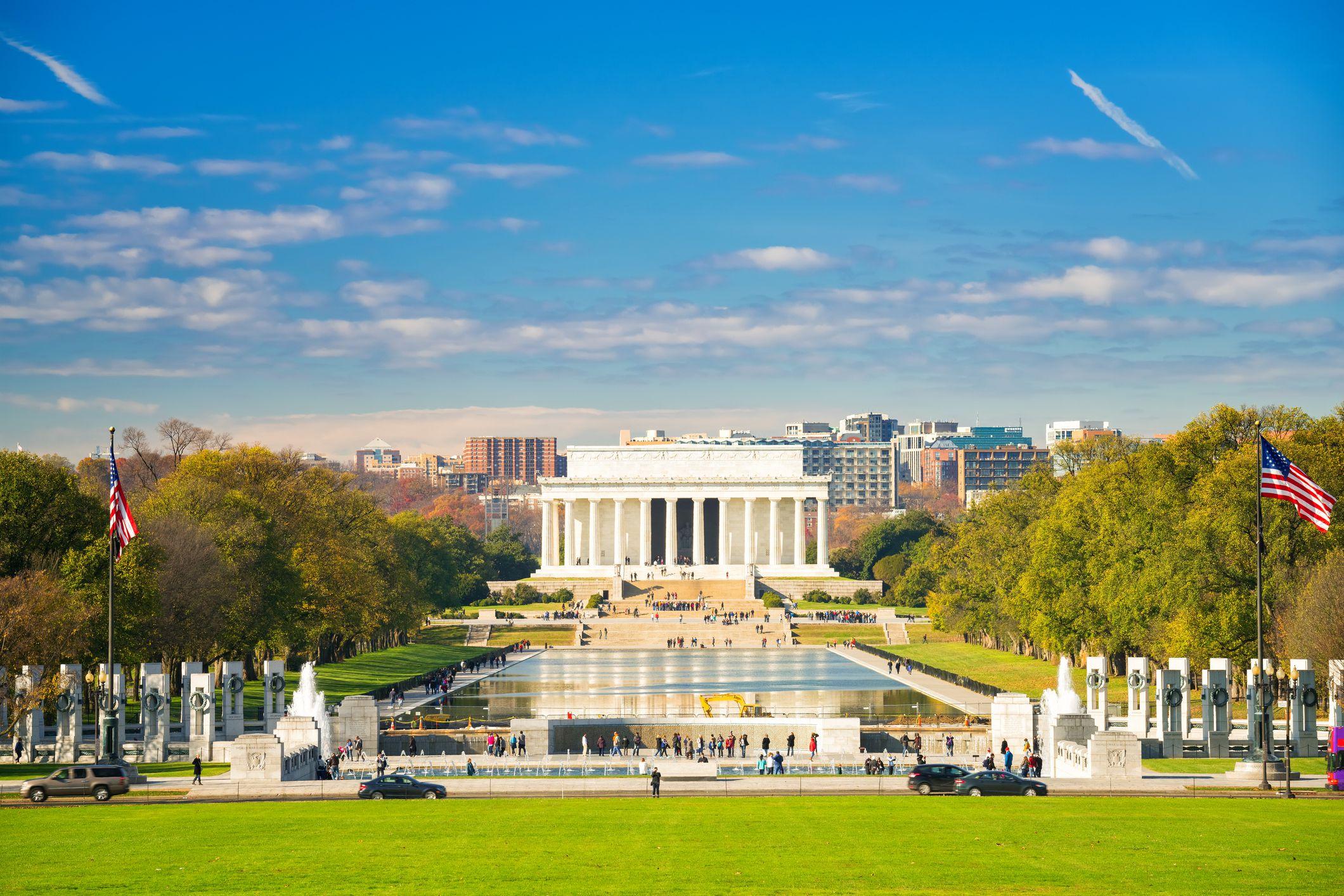 Apa yang Dapat Dilihat dan Dilakukan di National Mall di Washington, D.C.